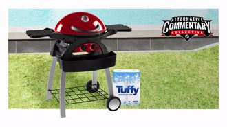 Win a brand new BBQ thanks to Tuffy