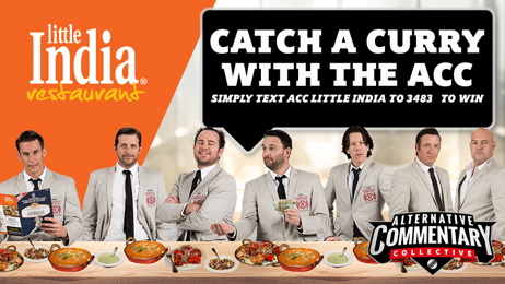 Catch a Curry with The ACC and Little India