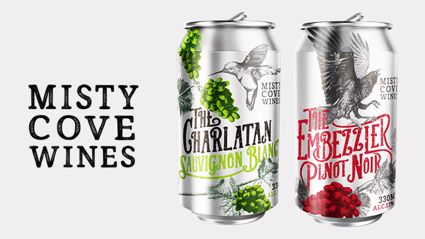 Misty Cove Wines - Official Wine in a can of The ACC