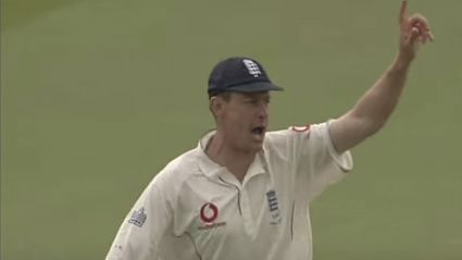 Please enjoy this video of 89 Aussie wickets in a row