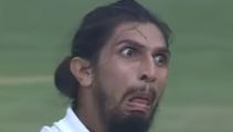 Ishant Sharma & Steve Smith take the piss out of each other mid-match