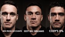 The ACC's official All Blacks squad nicknames for the Lions tour