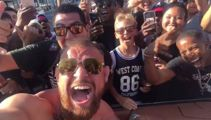 Conor Mcgregor look-alike makes hundreds of people think he is the real deal