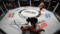 UFC fighter Julian Marquez has made headlines for a brutal knockout