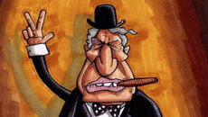 Matt Heath: Has Winston quit the ciggies?