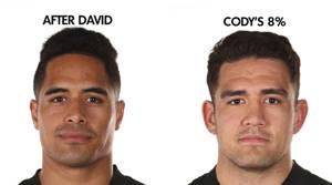 The ACC's official All Blacks team nicknames for the 2nd Test vs Australia
