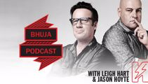 Best of Bhuja -  Jon Toogood, Cancelling Interviews & Leigh's New Music
