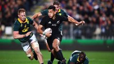 All Blacks win thriller against the Springboks
