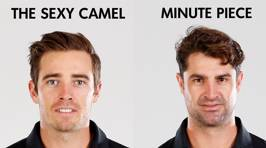 The Official Blackcaps ODI squad nicknames vs India