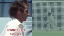 Please enjoy this Fast Bowling contest from 1979