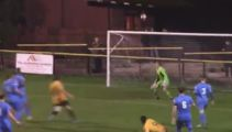 Is this the soccer goal of the year?