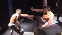 """This UFC knockout is being labelled as the most """"brutal"""" knockout of all time"""