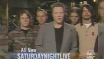 That time Dave Grohl wore a Beige Brigade shirt on SNL