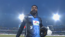 Chris Gayle explodes in record-breaking T20 knock