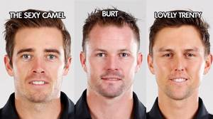 The official Blackcaps ODI squad nicknames vs the West Indies