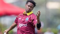 West Indies bowler Ronsford Beaton reported for possible illegal action