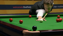 Someone lets a massive fart rip during a Snooker game on TV