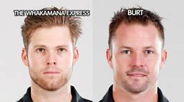 The official Blackcaps squad nicknames for ODIs 1 & 2 vs Pakistan