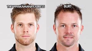 The official Blackcaps squad nicknames for ODIs 1 & 2 vs Pakistan