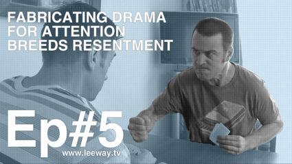 Leeway: Episode 5 - Bonding and Sabotage