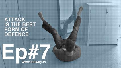 Leeway: Episode 7 - Athlete's Arse