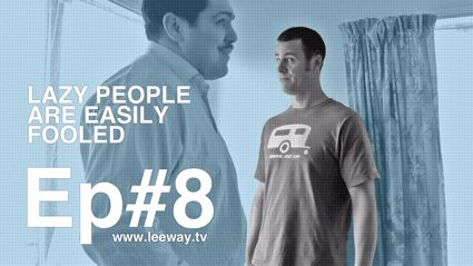 Leeway: Ep 8 - Minding Your Own Business