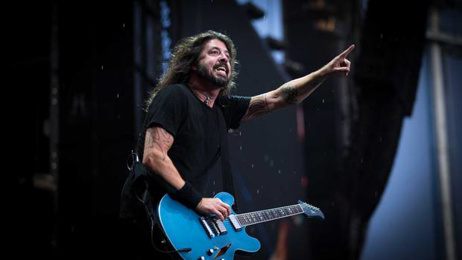 Matt Heath: Why I want to see the Foo Fighters play at Eden Park next time