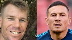 Sonny Bill Williams and Blues stay in same hotel as David Warner and wife