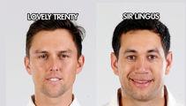 The Official Blackcaps Test squad nicknames vs England
