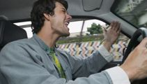 Matt Heath: Road rage? Don't be an embarrassing idiot!