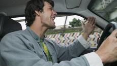 Matt Heath: Road rage? Don't be an embarrassing idiot!