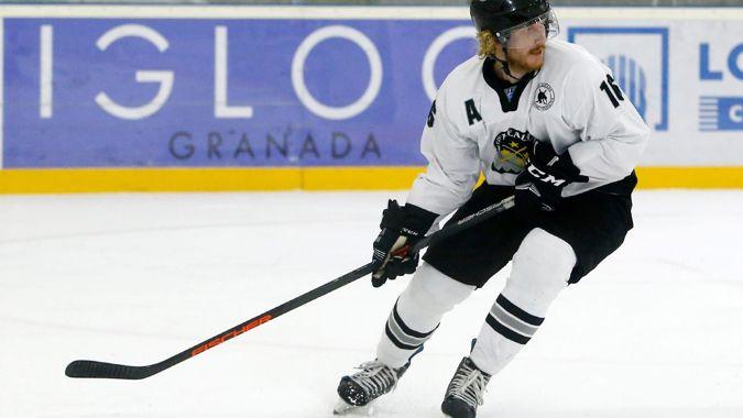 Highlights: Ice Blacks Vs Spain - 2018 IIHF World Champs