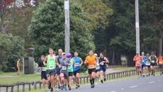 Man caught leaking during Rotorua Marathon