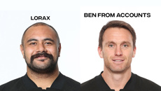 The ACC's official All Blacks team nicknames vs France 2nd Test