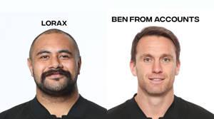 The ACC's official All Blacks team nicknames vs France 2nd Test