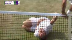 Even players at Wimbledon are mocking Neymar