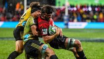 Midweek Fixture: Super Rugby format is gold (shame the rest of the tournament is mud)