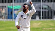 Ajaz Patel named in Black Caps test squad