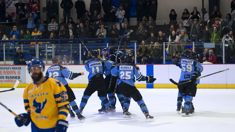 Stampede face must-win situation in game two of the NZIHL Finals