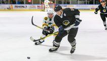 Ice Blacks take first game over Australia