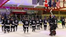 Ice Blacks claim historic series win over Australia in Queenstown