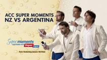ACC Super Moments: NZ vs Argentina - September 8 2018