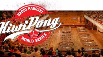 Win free entry to the World Series of Kiwipong 2018