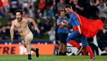 Hilarious streaker madness in Invercargill