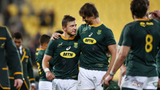 Watch Springboks victorious ending over the All Blacks with Titanic soundtrack