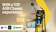 Love Tennis? Win a trip to the 2019 ASB Classic Final