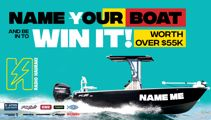 Name Our Boat & win it!