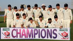 Black Caps claim a famous test series victory over Pakistan