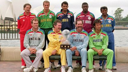 Never forget how amazing the '92 Cricket World Cup theme song was!