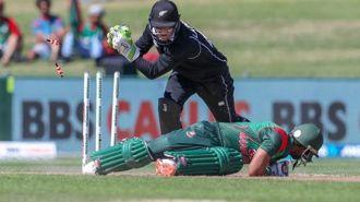 Black Caps blast Bangladesh in 1st ODI